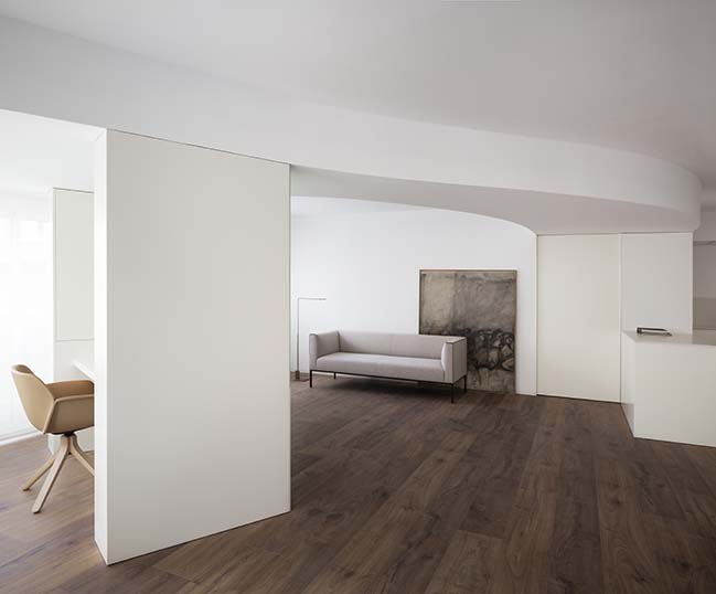 GVFC Apartment by Balzar Arquitectos