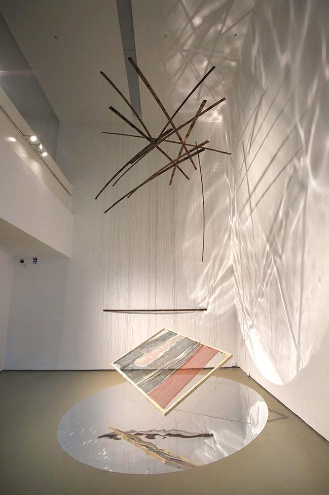 Wu Guanzhen Art Exhibition by WEN QU DESIGN