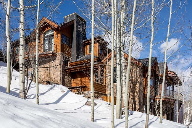 Astonishing house in Colorado by Patrícia Martinez Architecture
