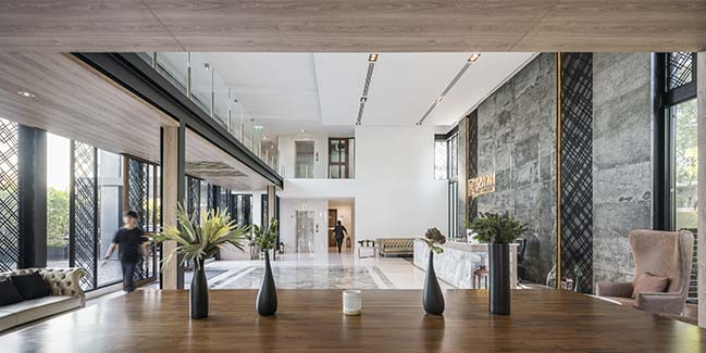Srinakarin Hotel by Archimontage Design Fields Sophisticated