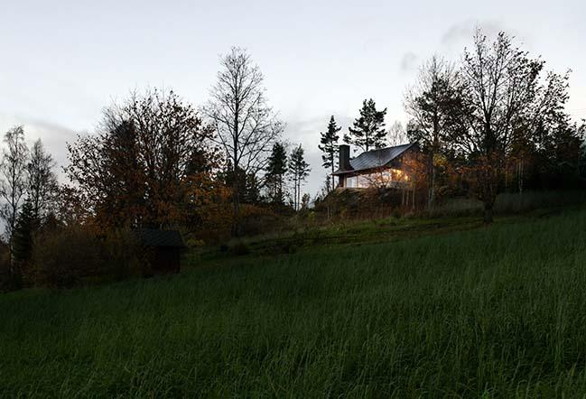 Cabin Rones by Sanden+Hodnekvam Arkitekter