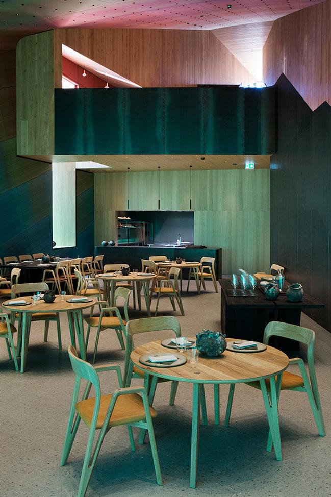 Snøhetta completes Europes First Underwater Restaurant