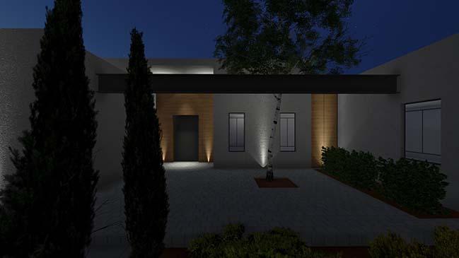 Roots House by Cohen Alon architecture