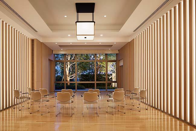 Sun City Kobe Tower by Richard Beard Architects