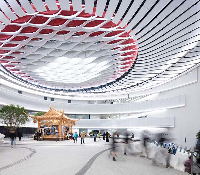 Xiqu Centre in Hong Kong by Revery Architecture
