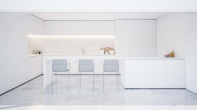 House Coimbra-Steinmann by Fran Silvestre Arquitectos