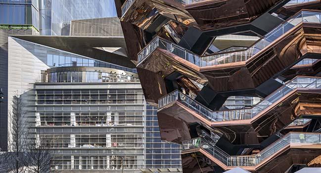 Vessel by Heatherwick Studio opens in New York
