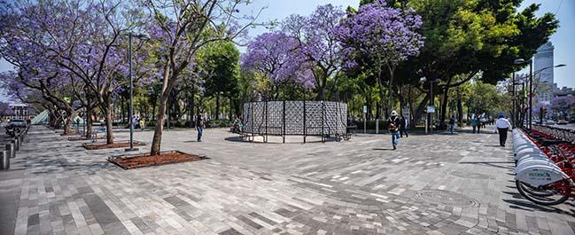 COMEX Pavilion by Gracia Studio
