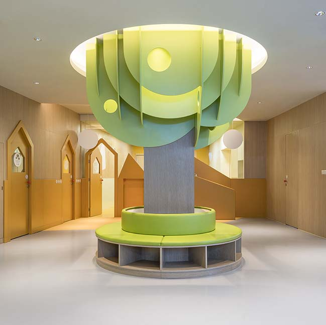Architectures for children: the design of education by Vudafieri-Saverino Partners
