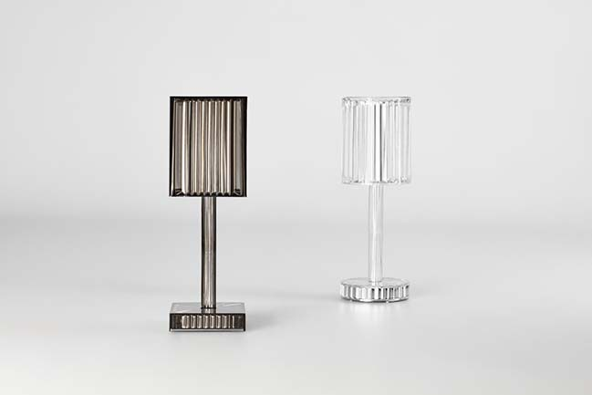 Gatsby Lamp by Ramón Esteve Estudio