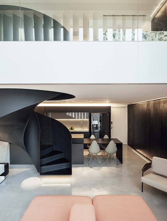 Loft Diego by Arquitetura Nacional