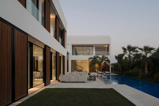 The Burj Residence by VSHD Design