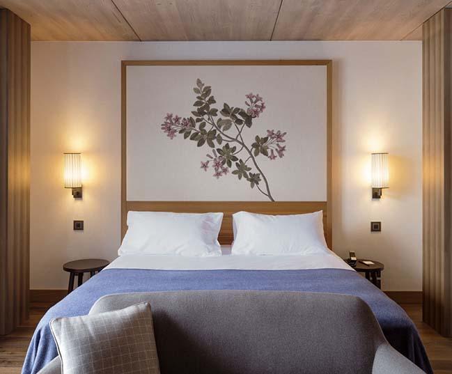 Faloria Mountain Spa Resort by Flaviano Capriotti Architetti