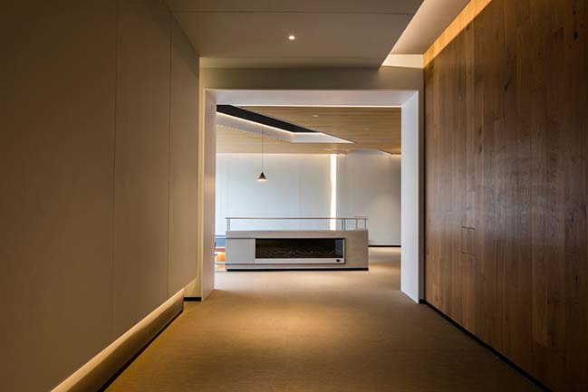 Y20 Space by WJ Design