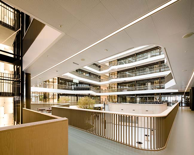 Biomedicum by C.F. Møller wins Building of the Year 2019 in Sweden
