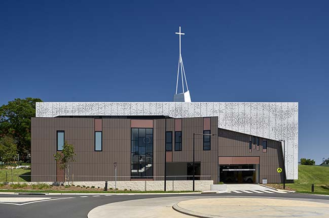 Anglicare's St James Chapel by Jackson Teece Official Opening