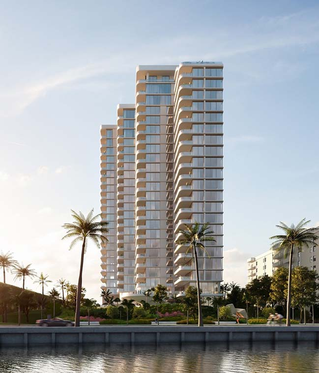 La Clara by Hariri Pontarini Architects Groundbreaking