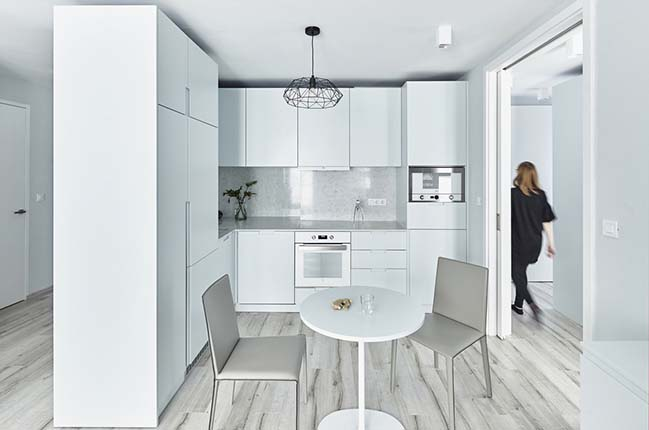 apartment FACSEMETE by LAB5 architects