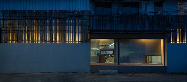 Paknam Office by Archimontage Design Fields Sophisticated