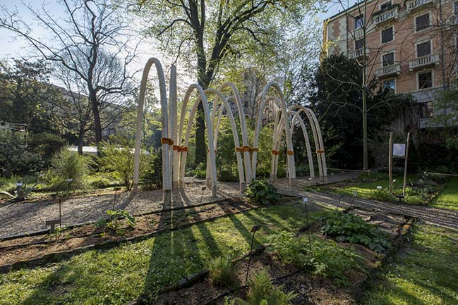 The Circular Garden by CRA-Carlo Ratti Associati