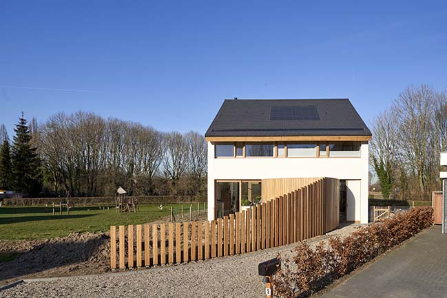 Barnhouse Werkhoven by Ruud Visser Archtiects