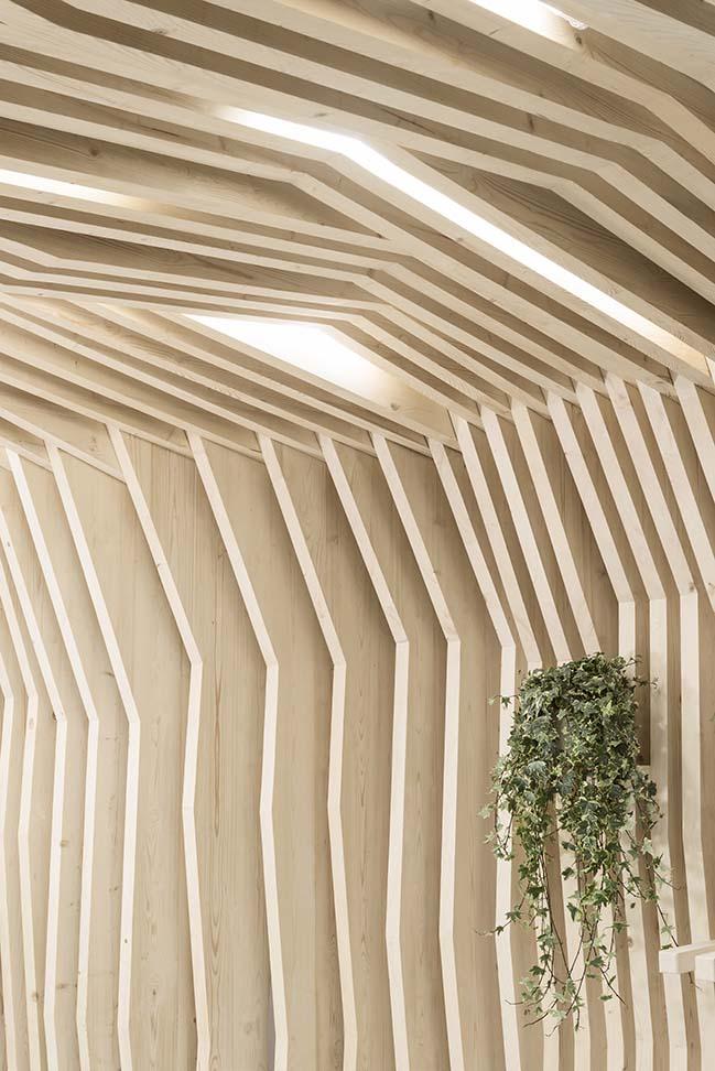 Les Dada East Popincourt by Joshua Florquin Architecture
