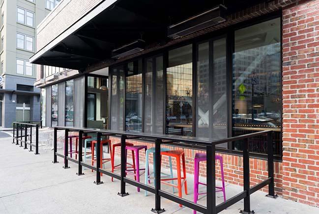 dosa by DOSA Restaurant by Feldman Architecture