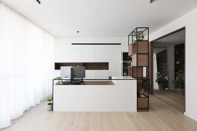 A+H Apartment by Buck and Simple
