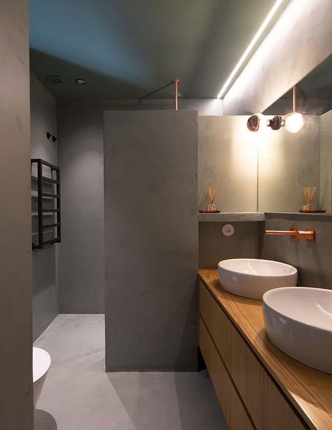 Arroios Apartment by Cirurgias Urbanas Arquitectura