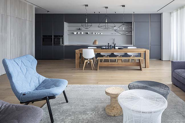 Assuta Apartment by Tal Goldsmith Fish