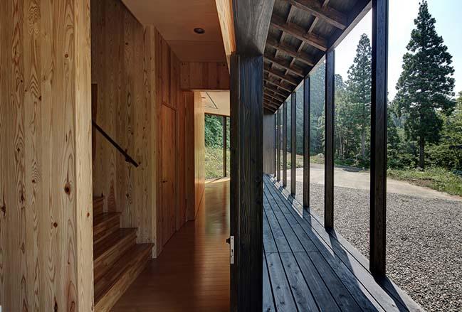 Australia House in Niigata by Andrew Burns Architecture
