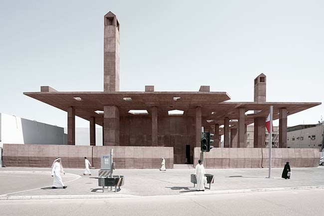 Pearling Site Museum and Entrance by VALERIO OLGIATI