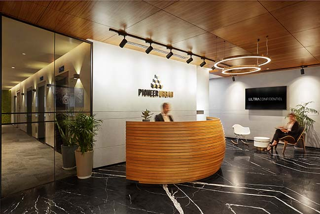 Pioneer Urban - Head Office in New Delhi by Ultraconfidentiel Design