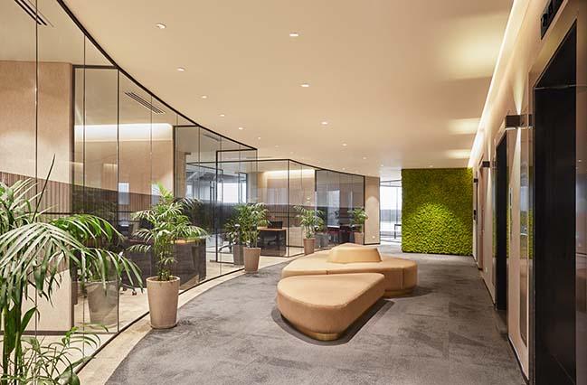 Pioneer Urban - Head Office in New Delhi by Ultraconfidentiel Design