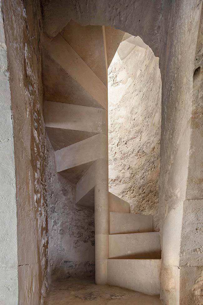 Restoration of Pi des Català Tower by Marià Castelló Architecture
