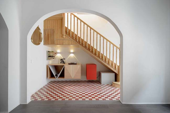 Sidral House by CampoTaller