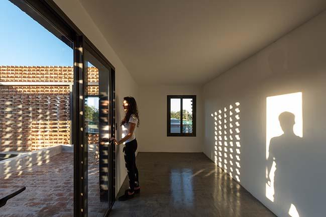 CH House in Córdoba by Luli Marcuzzi Arq