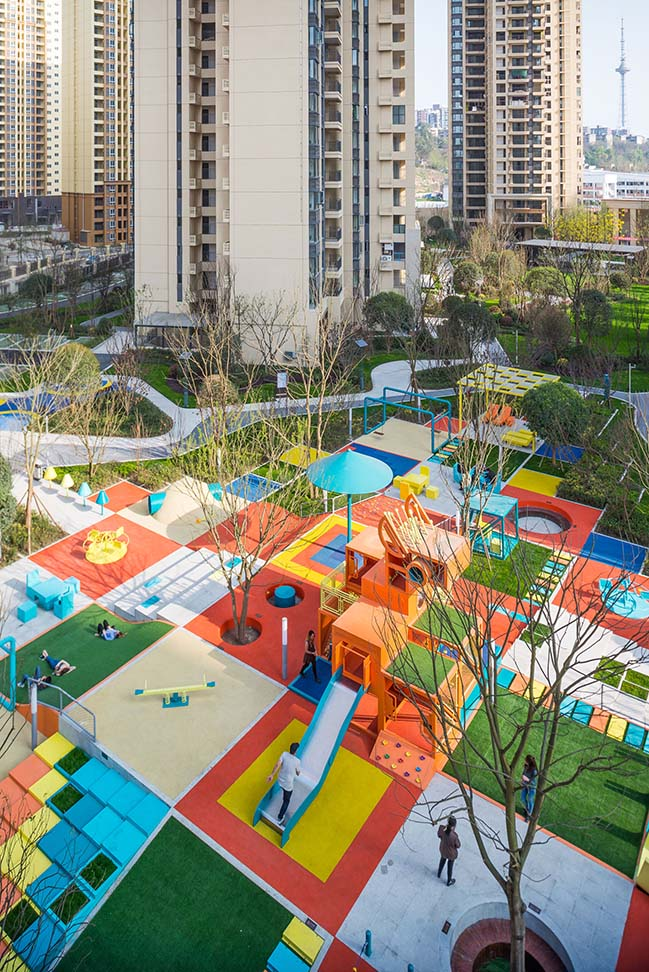 Pixeland by 100architects