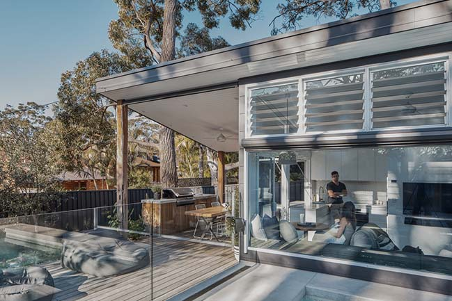 Tiny Haus in Sydney by Ironbark Architecture