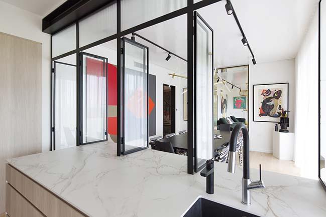 Exhibit House by Stukel Architecture