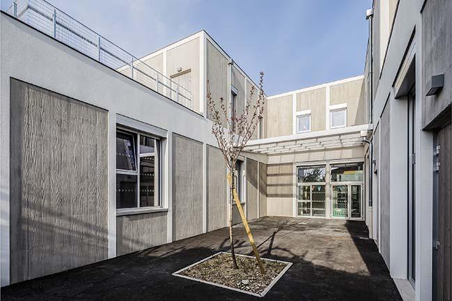 Maison de l'Enfance by Y.Architectes