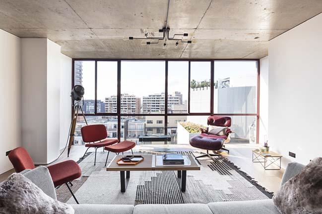 Penthouse18 by Stukel Architecture