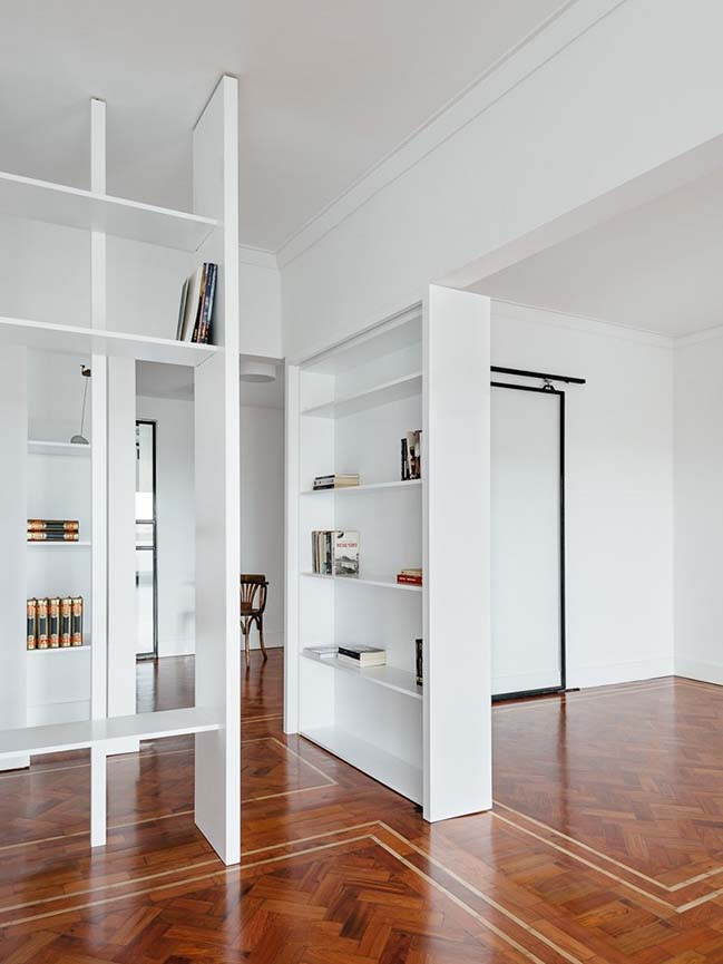Apartment in Restelo by Atelier 106