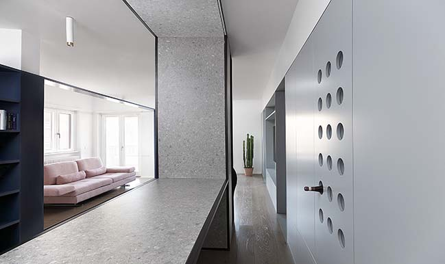 Albano Apartment by MGK Architects