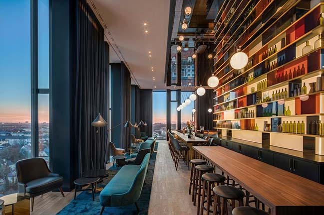 Hotel Andaz by concrete