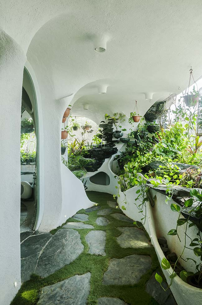Garden Room by The White Room