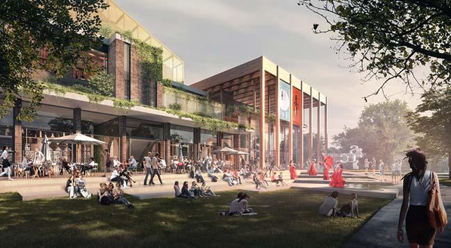 Sutherland Entertainment Centre by CHROFI + NBRS ARCHITECTURE