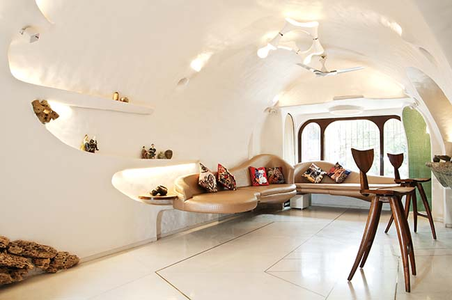 Organic House by The White Room