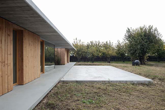 Countryside Villa by MIDE architetti