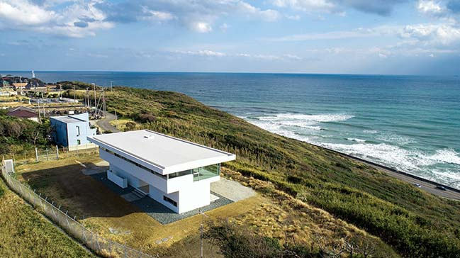 Horizon House by TAPO Tomioka Architectural Planning Office
